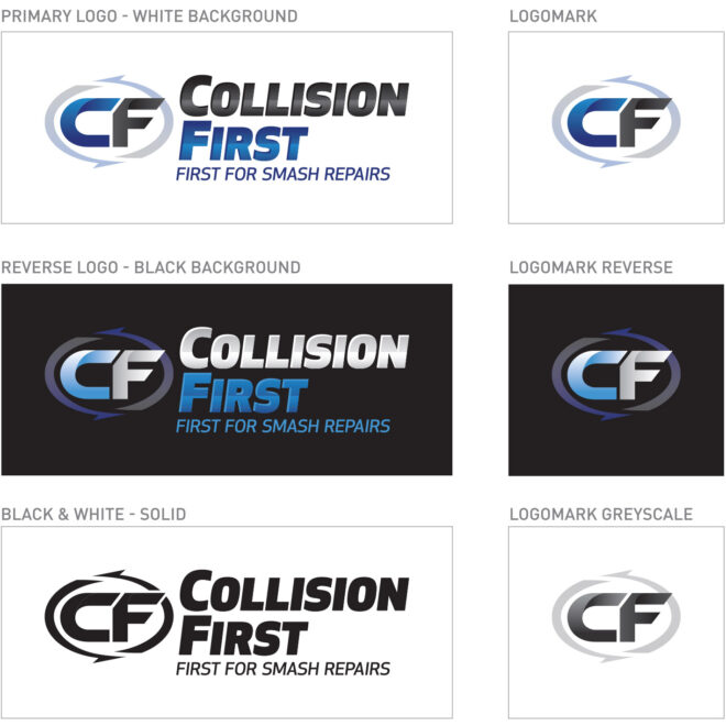 Collision-First-Logo-Variations
